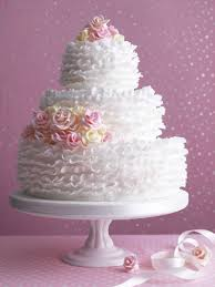 different wedding cakes how to make a wedding cake