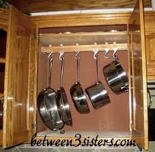 kitchen pan storage ideas 38 best pot racks diy images on hanging pots
