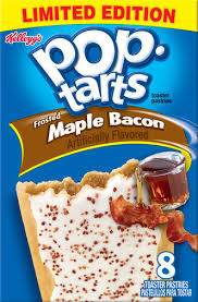 Bacon Toaster Maple Bacon Toaster Pastries New Pop Tarts