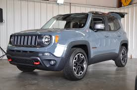 anvil jeep 2016 jeep renegade latitude 1 4l manual 4wd suv grey color 13501