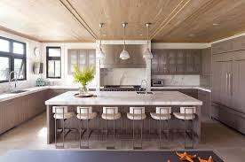 kitchen with large island large island houzz