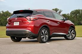 nissan murano reviews 2016 2016 nissan murano u2013 driven review top speed