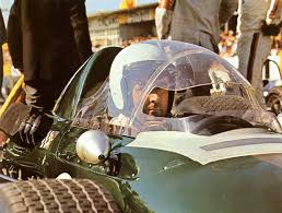 Enclosed Car Canopy by Jack Brabham In 1967 Driving A Formula 2 Car With A Canopy Formula1
