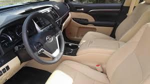toyota highlander 2016 interior 2016 toyota highlander limited hybrid platinum crossover u2013 stu u0027s