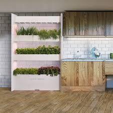 the wall farm indoor vertical garden click u0026 grow