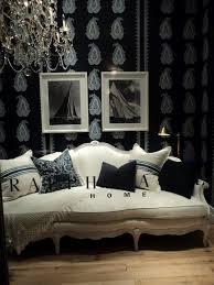 Ralph Lauren Interior Design Style The Fine Living Muse Ralph Lauren Showroom Window In Navy Blue