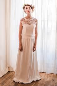 robe mari e lyon robe de mariée dos nu losange agathe collection demi mesure 2017