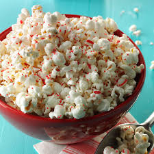 peppermint popcorn recipe taste of home