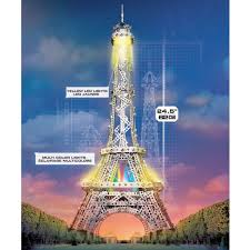 Large Eiffel Tower Statue Welcome To Meccano Your Inventions Need Inventing Your Dreams