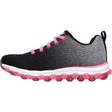 skechers girls skech air ultra glitterbeam shoes children u0027s