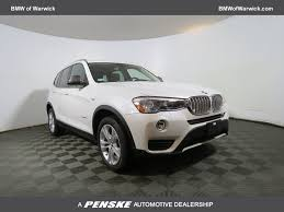 2017 used bmw x3 xdrive35i at bmw of warwick serving providence