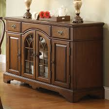 Wooden Buffet Table by Sideboards Glamorous Buffet Servers Furniture Buffet Servers