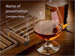 luxury brandy powerpoint template u0026 backgrounds id 0000005570