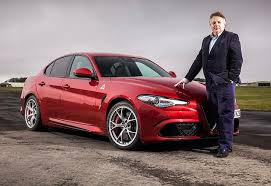 ray massey gets behind the wheel of the new alfa romeo this is money