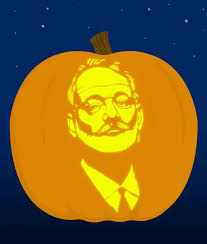 Meme Pumpkin Stencil - 1 bill murray submitted by brooke costanza 18 insanely clever
