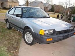 1985 honda accord clean hatch 1985 honda accord 5 speed bring a trailer