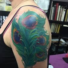 46 feather tattoo designs ideas design trends premium psd