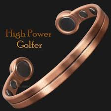 power health bracelet images Mens magnetic therapy bracelet copper bracelet for arthritis golfer jpg