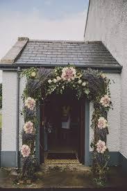 wedding arches ireland enchanting midsummer wedding at castle leslie ireland