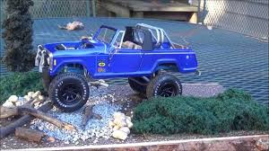 jeep jeepster lifted 1973 jeep commando final youtube