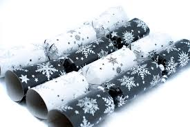 photo of christmas crackers filled with surprises free christmas