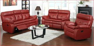 red leather electric recliner sofa superb lombardi power reclining