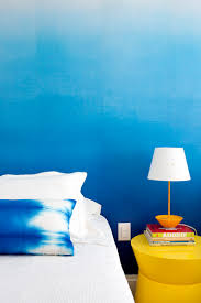 Bedroom Design Ideas Blue Walls Bedroom Design Ideas Create An Ombre Wall For A Colorful Accent