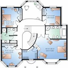 four bedroom floor plans 2746 square 4 bedrooms entrancing 4 bedroom house floor plans