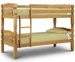 Julian Bowen Bunk Bed Julian Bowen Chunky Chunky Solid Pine Bunk Bed Bedsdirectuk Net