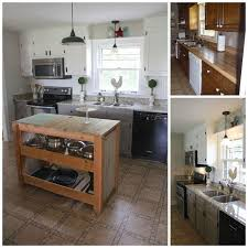 Kitchen Cabinet Diy by Diy Farmhouse Kitchen Makeover For 5000 Including Appliances