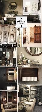 Rustic Bathroom Decor Ideas Beautiful Rustic Bathroom Decorating Ideas Best Decor Of Home