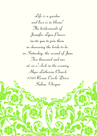 Invitation Card Message Daughter Marriage Invitation Card Matter Indian Wedding Invitation