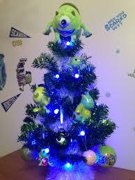 monsters inc christmas tree christmas pinterest christmas