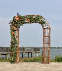 wedding rentals jacksonville fl rustic twig wedding arch rentals jacksonville fl where to rent