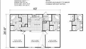 Mobile Home Floor Plans by Champion Homes Double Wide Floor Plans