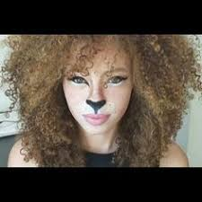 10 Easy Halloween Costumes 3d 25 Lion Costumes Ideas Lion Makeup Animal