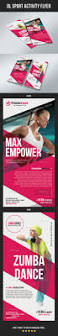 74 best fitness flyer template images on pinterest cards fonts