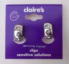 sensitive ears earrings solutions hoop earrings for sensitive ears ebay