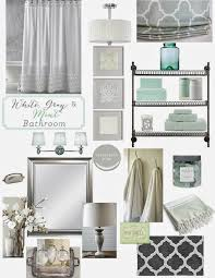 Guest Bathroom Decor Ideas Colors Best 20 Mint Bathroom Ideas On Pinterest Bathroom Color Schemes
