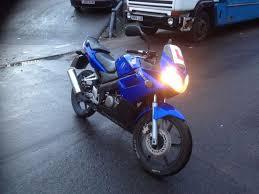 honda cbr 125 blue in harrow london gumtree