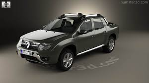duster renault interior 360 view of renault duster oroch 2015 3d model hum3d store