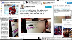 Flagged Hotel Definition Canada Pressure Mounts To Get Children Off No Fly List News