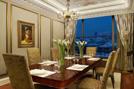 Rent A Center Dining Room Sets The Ritz Carlton Suite In Moscow Russia The Ritz Carlton Moscow