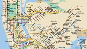 Massimo Vignelli Subway Map by Nyc Subway Map Shows Every Line Going Up In Under 20 Seconds