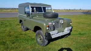 90s land rover for sale land rover series 2a trx john brown 4x4