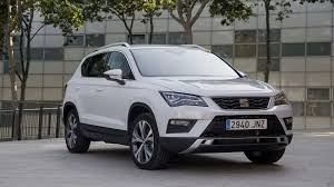 seat ateca seat ateca 1 4 tsi xcellence 2016 review by car magazine