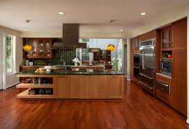 Bamboo Cabinets Kitchen Dewils Bamboo Cabinetry Contemporary Kitchen Portland By
