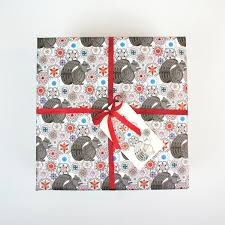 squirrel wrapping paper squirrel among flowers wrapping paper prism of starlings