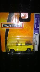 volkswagen thing yellow 62 best matchbox lesney volkswagen diecast collection images on