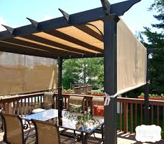 Screen Kits For Porch by Pergola Design Awesome Sail Cloth Shade Patio Shades Canopy Sun
